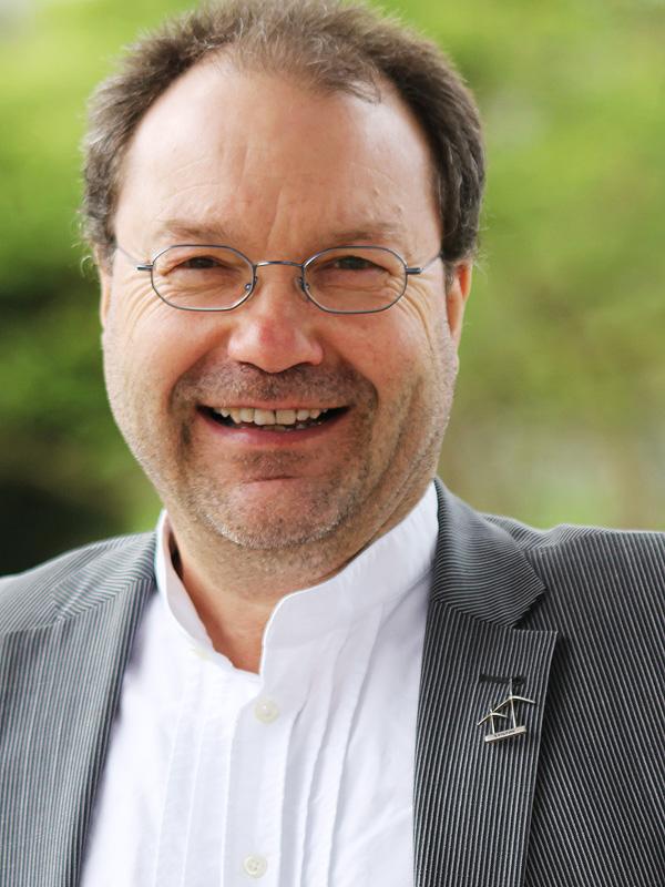 Foto des Fraktionsvorsitzenden Bernd Meyer
