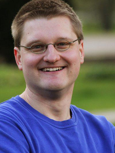 Foto des Vorstandsmitglieds Eike Harden