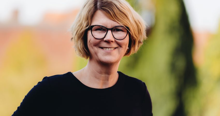 Unsere Bürgermeisterkandidatin Susanne Menge