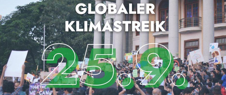 Globaler Klimastreik: Grüne Niedersachsen rufen zur Teilnahme auf