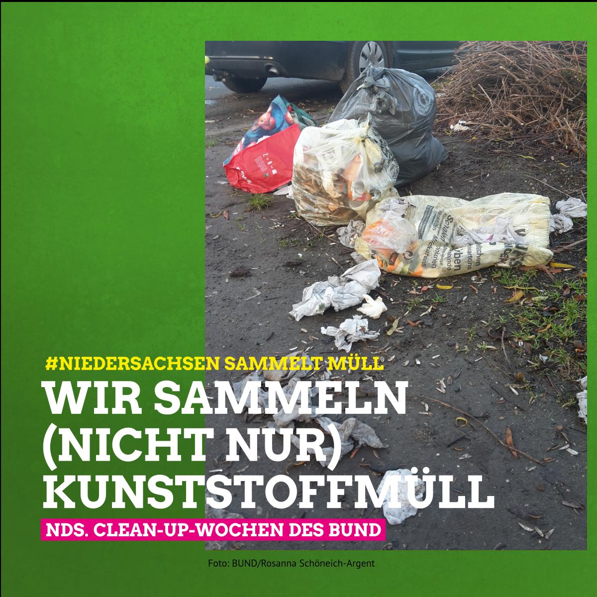Clean-up-Wochen – auch in Winsen