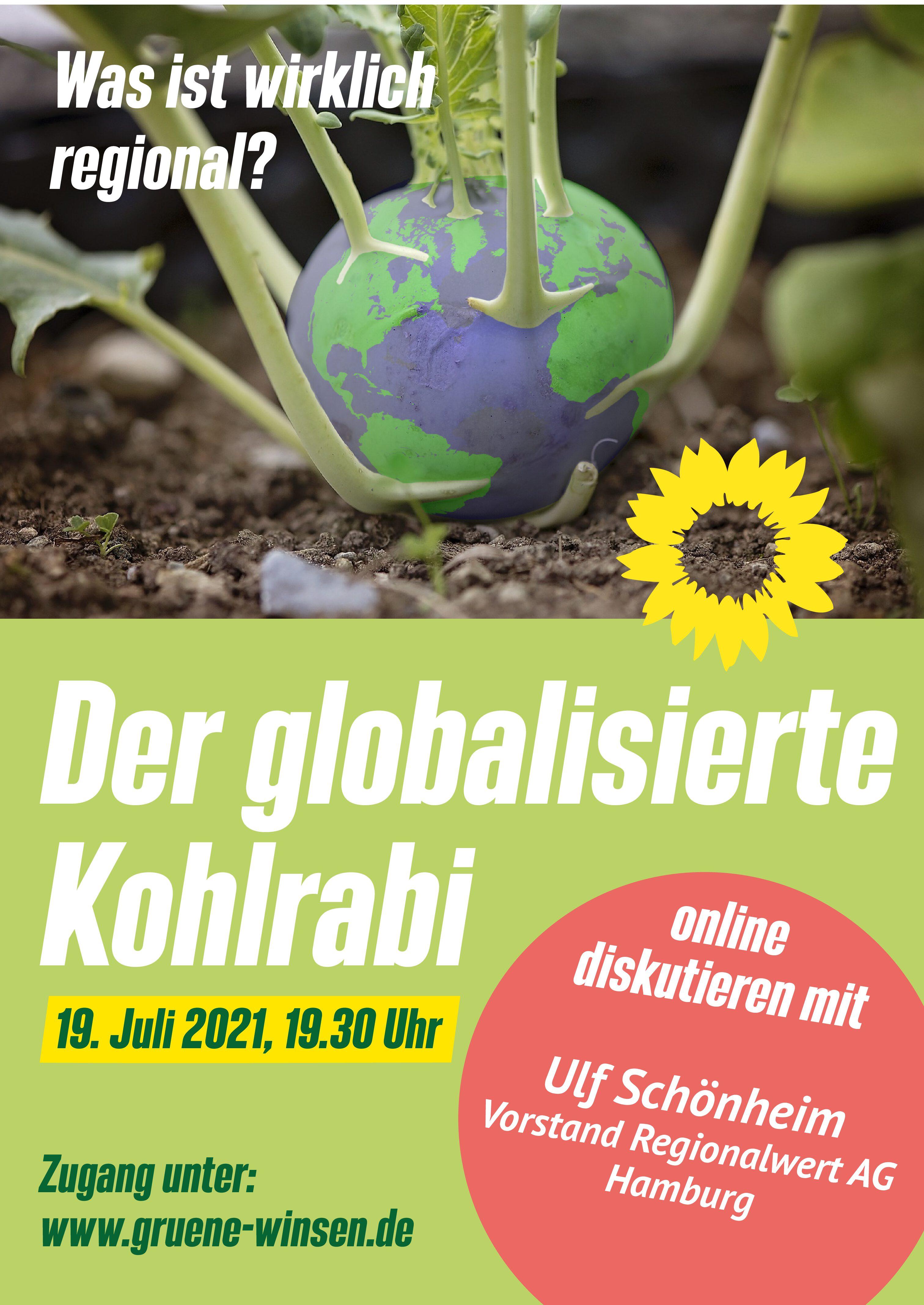 Der globalisierte Kohlrabi