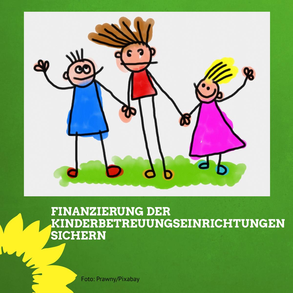 Kinderbetreuung – wie geht es finanziell weiter?
