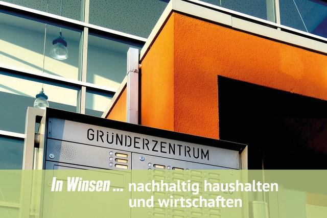 In Winsen... nachhaltig haushalten und wirtschaften