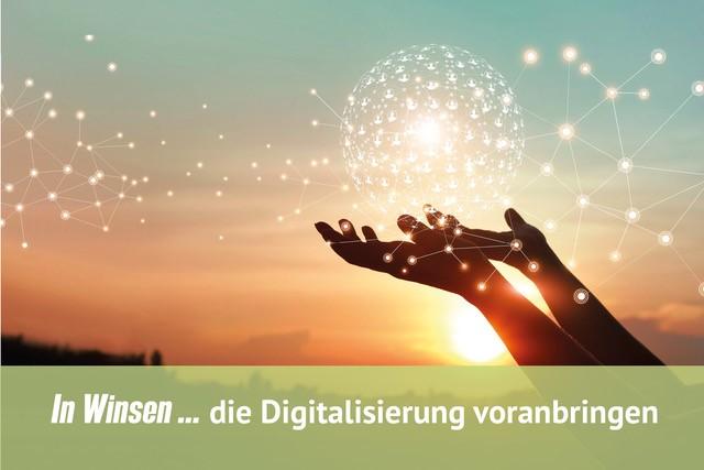 In Winsen... die Digitalisierung voranbringen